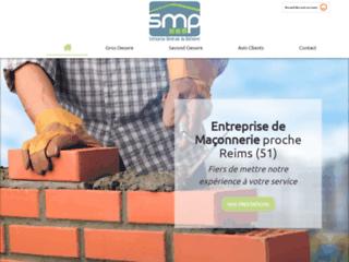 SMP Maçonnerie à Vrigny dans la Marne