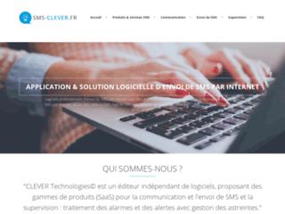 Détails : Envoyer des SMS par internet