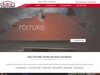 Détails : couvreur metz, Thionville en Moselle : SMV Toiture