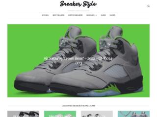 Détails : Un webzine pour et par les sneakers addicts