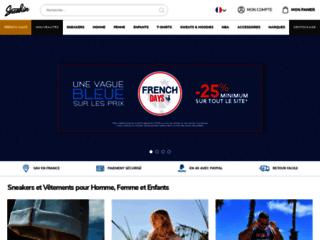 La boutique en ligne des sneakers et des vêtements de sport