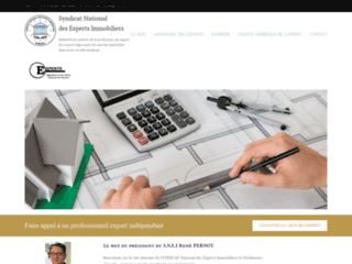 Syndicat National Des Experts Immobilier