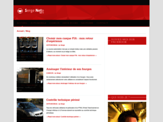 Site internet officiel du blog SNET