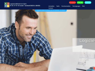 Détails : Logiciel de gestion en ligne