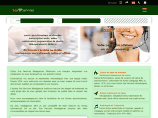 Détails : Soa Services - MG
