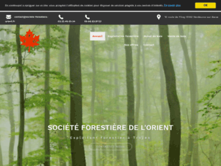 Exploitant forestier Troyes