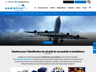 Détails :  Etiquettes pour équipement industriel