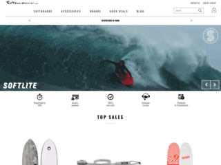 Détails : La boutique de référence dans le commerce de softboards