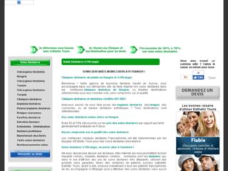 Détails : Soins dentaires à l'etranger