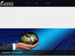 Détails : SOKEMA Création Web : votre site internet sur mesure
