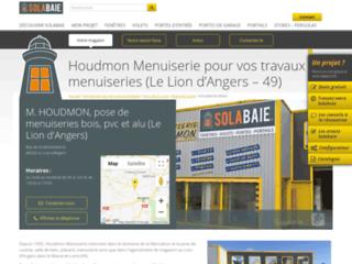Détails : Menuisier Angers   Houdmon Menuiserie
