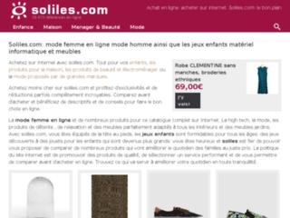 Détails : soliles.com: jeux pour enfants, jeux video, high tech
