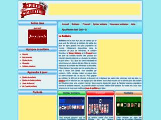 Détails : Les meilleurs jeux de solitaire gratuits sur solitaire-spider.eu