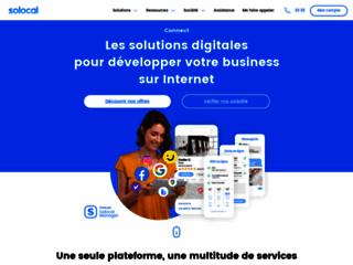 Détails : solutions digitales pour développer votre business sur Internet