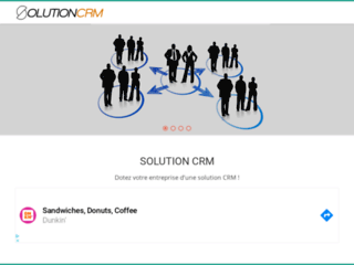 Solution CRM