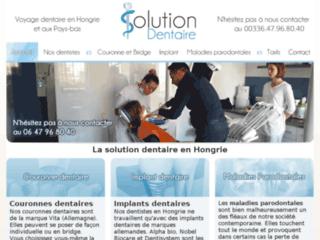 Solution dentaire en Hongrie