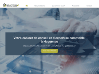 Solutions Plus - Cabinet d'expertise comptable