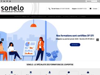 Détails : Sonelo.com : formations dans le batiment