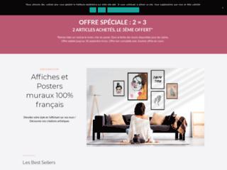 Affiches et posters français