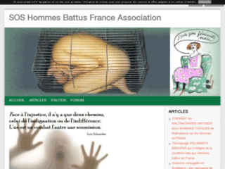 SOS Hommes Battus France Association