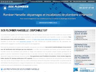 SOS Plombier Marseille
