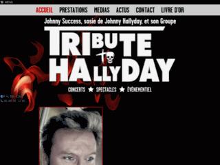 Détails : TributeToHallyday - Johnny Success : Sosie de Johnny Hallyday