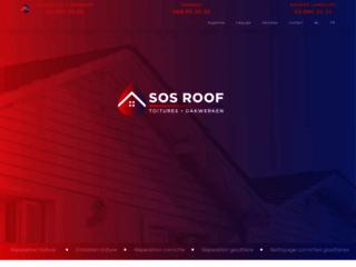 Entretien et travaux de toiture