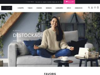 Détails : Souffle d'intérieur, vente de meubles contemporains