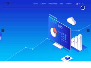 Détails : Agence de création de site web