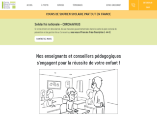 Détails : Centre Départemental de Soutien Scolaire