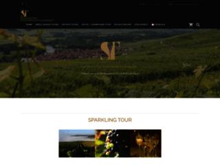 Tourisme du vin en région de Champagne