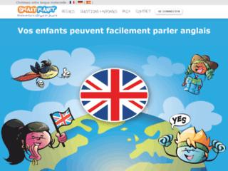 Détails : Cours d'anglais enfant