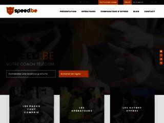 Speed.be : comparateur d'offres télécoms en Belgique