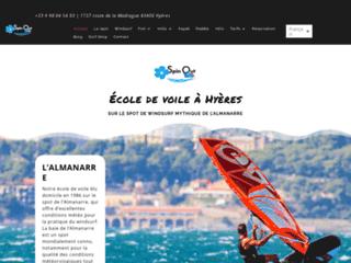 Détails : Spin Out, école de planche à voile à Hyères