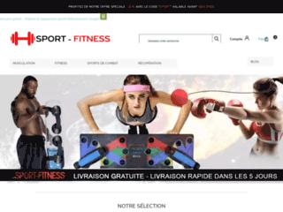 Détails : Sport Fitness, accessoires de fitness et musculation