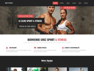 Détails : Salle de sport et de fitness à Plérin