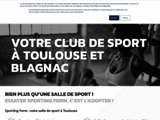 Détails : Sporting Form'