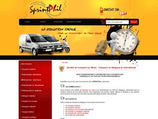 Détails : Société de transport Belgique