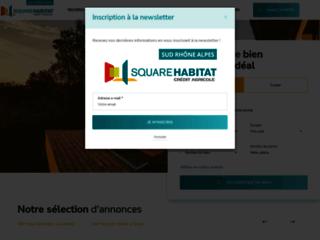 Détails : Square Habitat Drôme Ardèche Isère