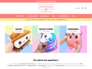 Squishies.fr, le spécialiste Français du Squishy