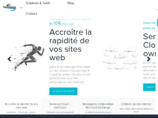 Détails : SRV Performance, hébergeur web français