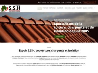 STOLL Anthony SSH rénovation L'Espoir SSH