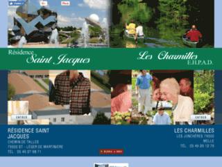 Détails : Résidences Saint Jacques et Les Charmilles