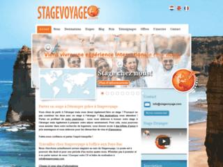 Détails : Stagevoyage
