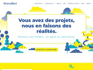 StandOut, agence de communication à Toulouse