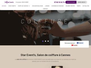 Star Event's, Salon de coiffure à Cannes