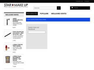 Maquillage et cosmétiques de grandes marques à petits prix
