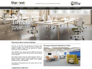 STARDESK - Leader du mobilier de bureau professionnel