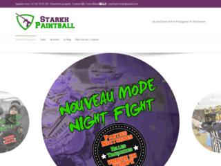 Détails : Starkh paintball perpignan leucate narbonne