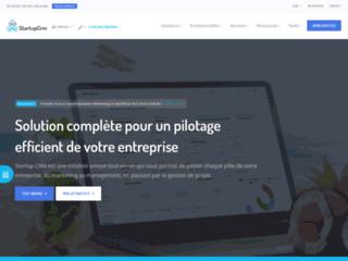 Startup CRM, la gestion optimale de votre entreprise